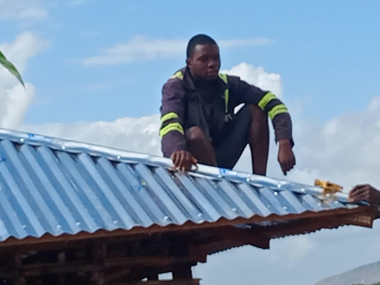 CIP saúda construção de casas para deslocados em Nampula.