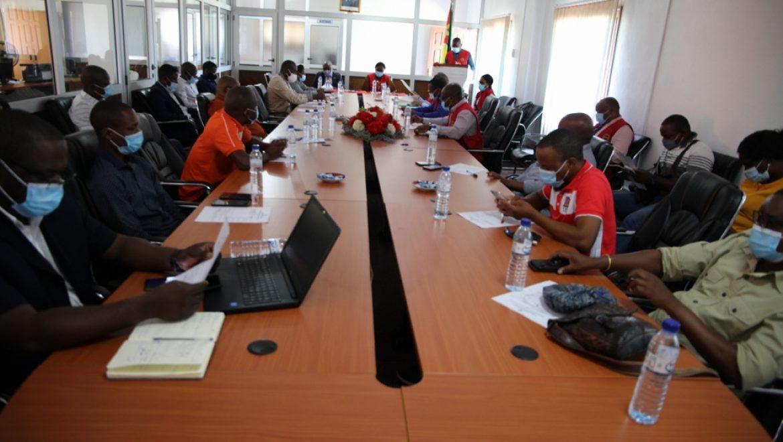 INGC capacita jornalistas em Sofala